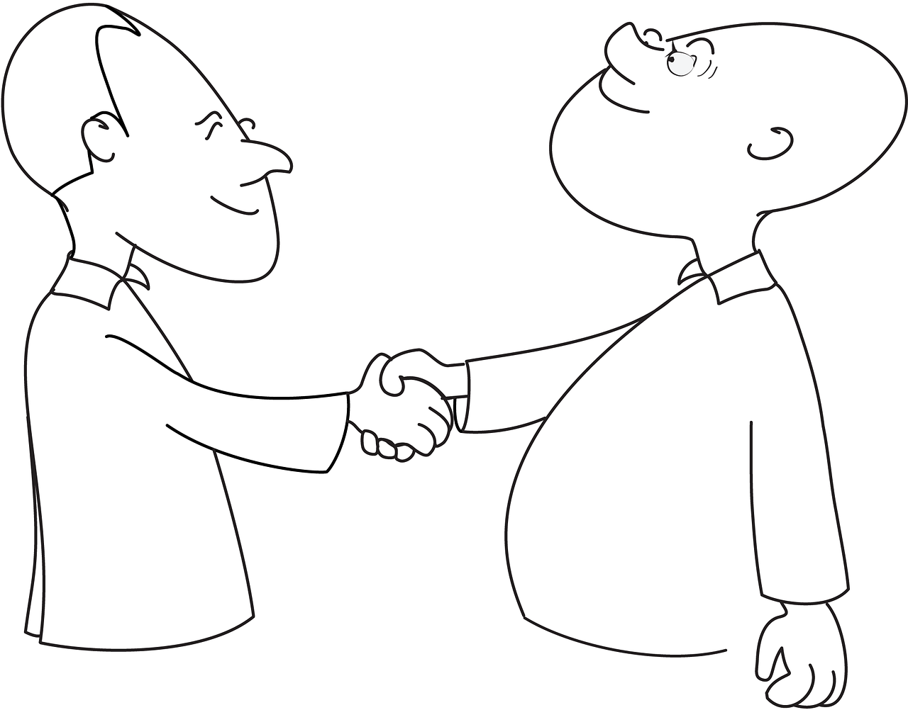 "Avoid the ""Handshake Agreement"""